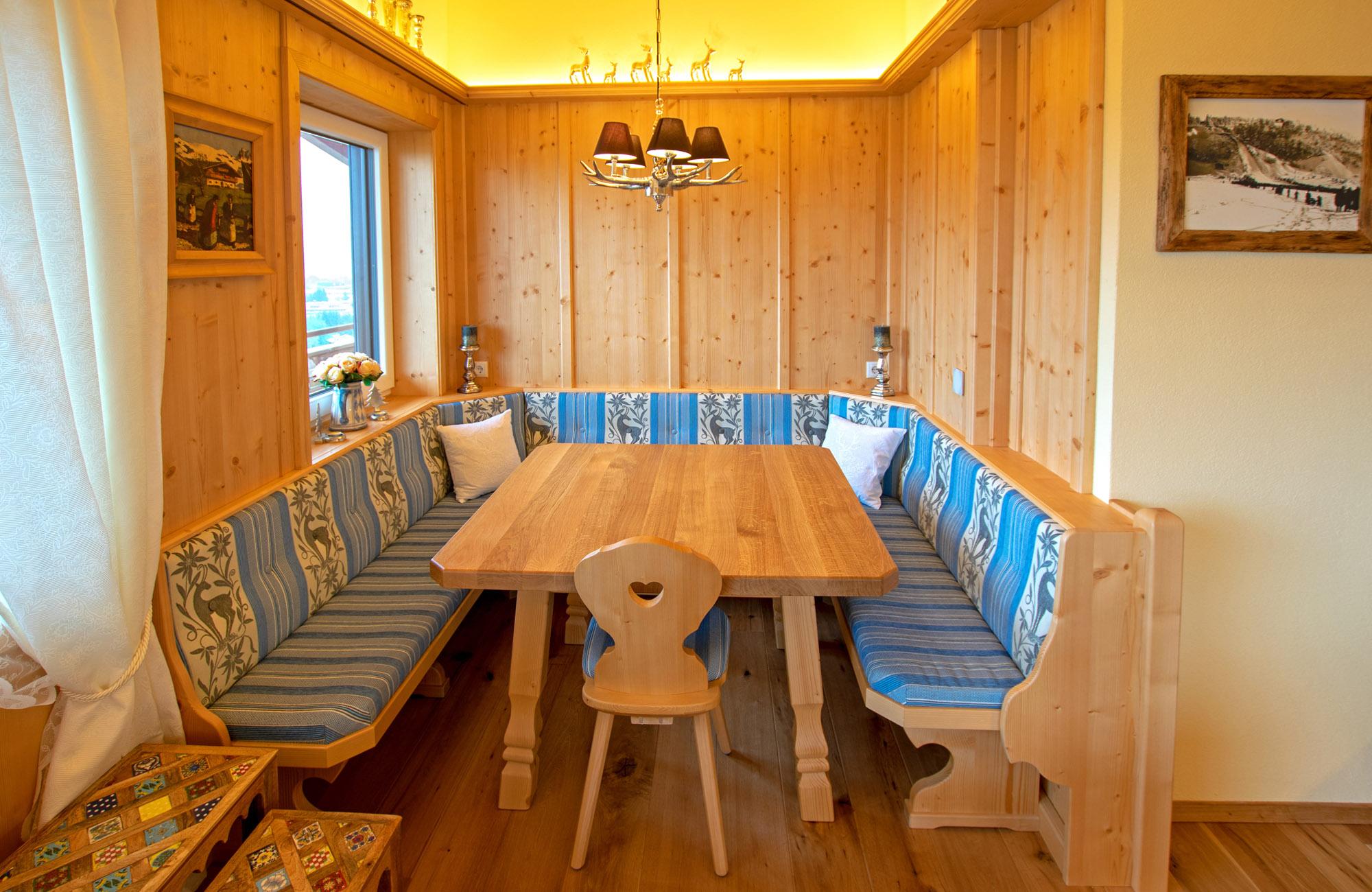 Luxus Penthouse Ferienwohnung mit Ausblick zum Wilder Kaiser 5