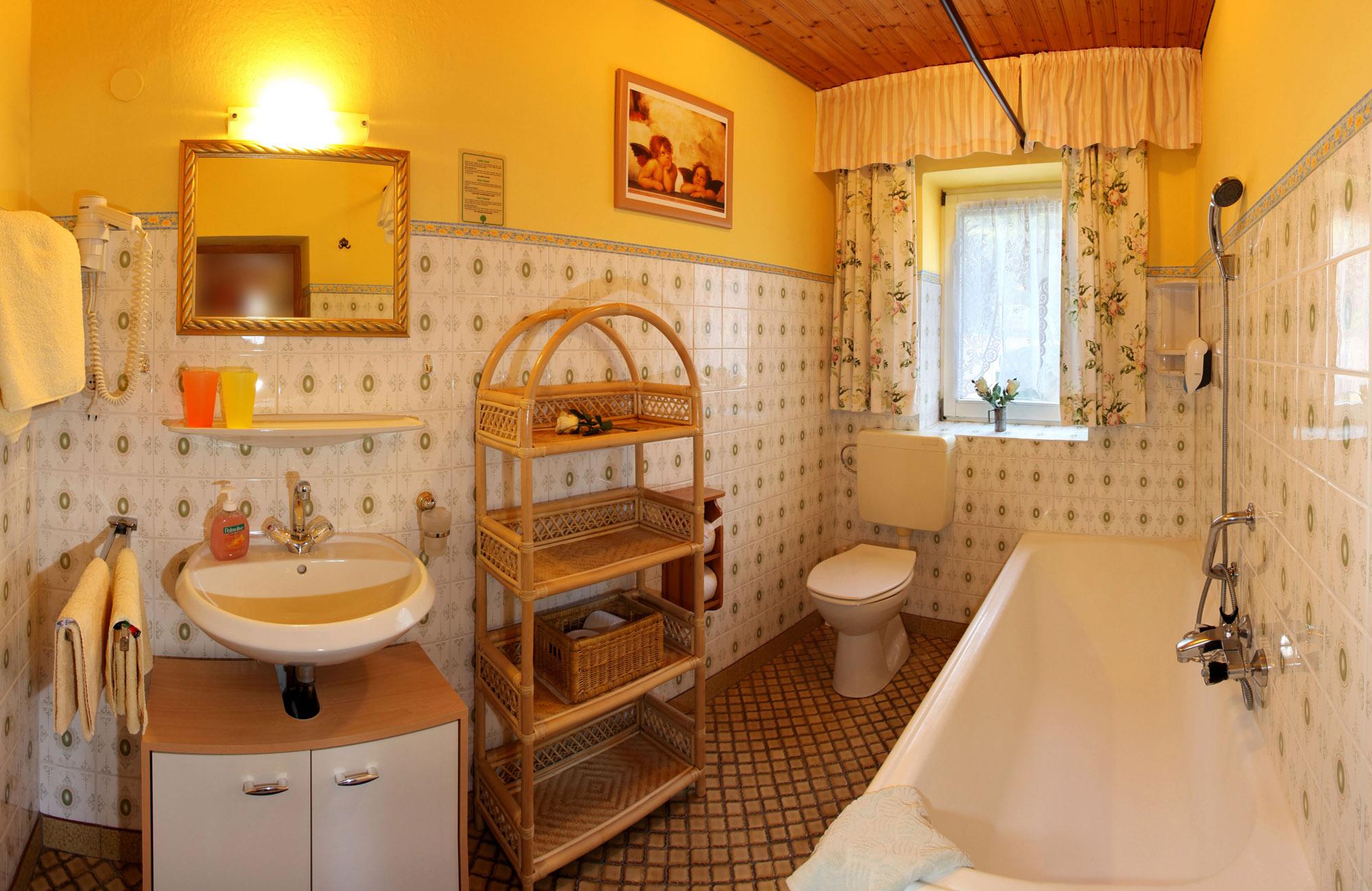 Familienfreundliche Ferienwohnung Kalkstein im Aparthotel Sonnleitn mit Ausblick zum Wilden Kaiser 10