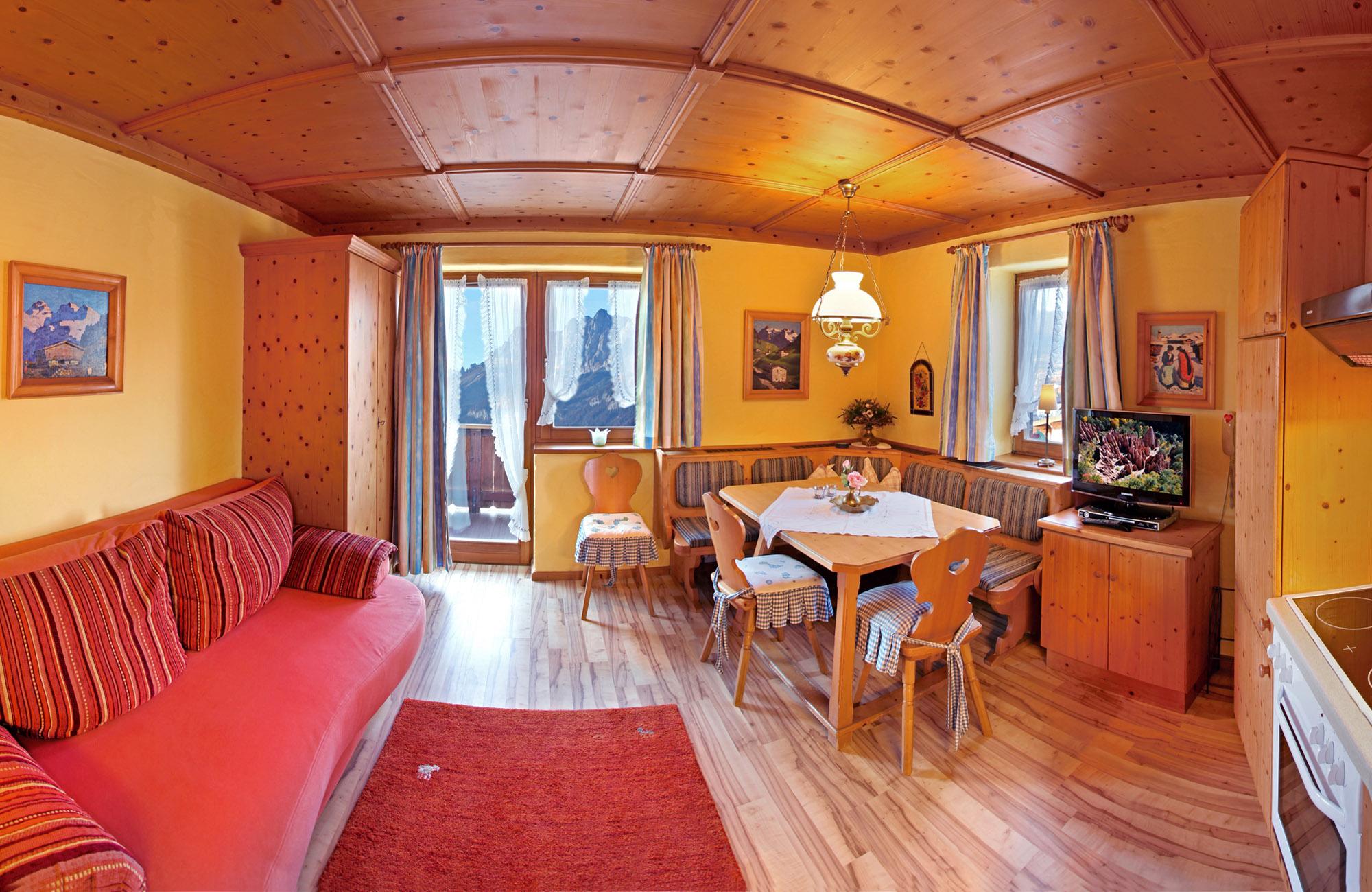 Familienfreundliche Ferienwohnung am Kitzbüheler Horn mit Panoramablick direkt an der Skipiste 3