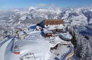 Ferienwohnung im Skigebiet Kitzbüheler Alpen Hahnenkamm Hochkitzbühel