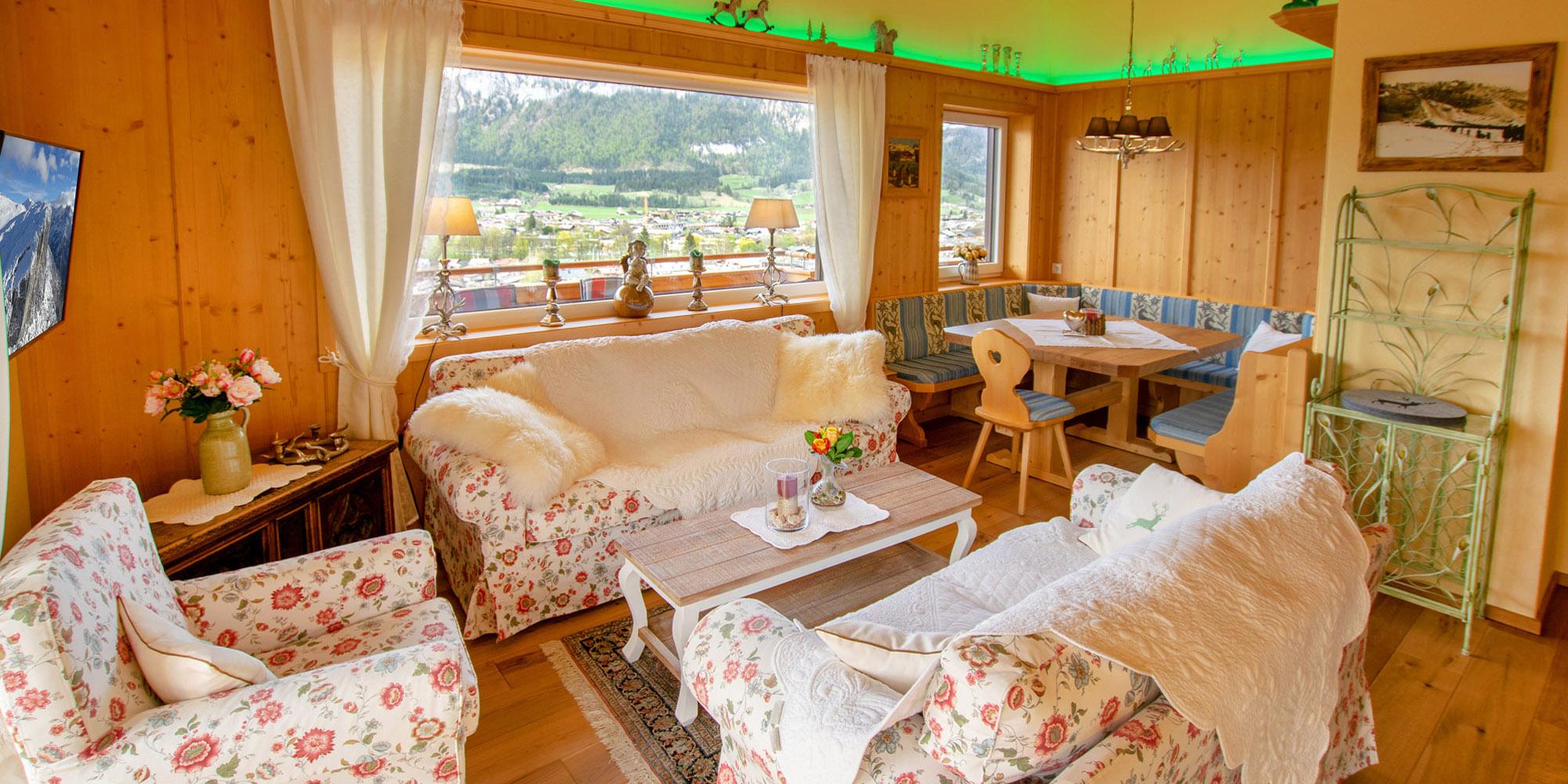 Luxus Ferienwohnung nahe Kitzbühel