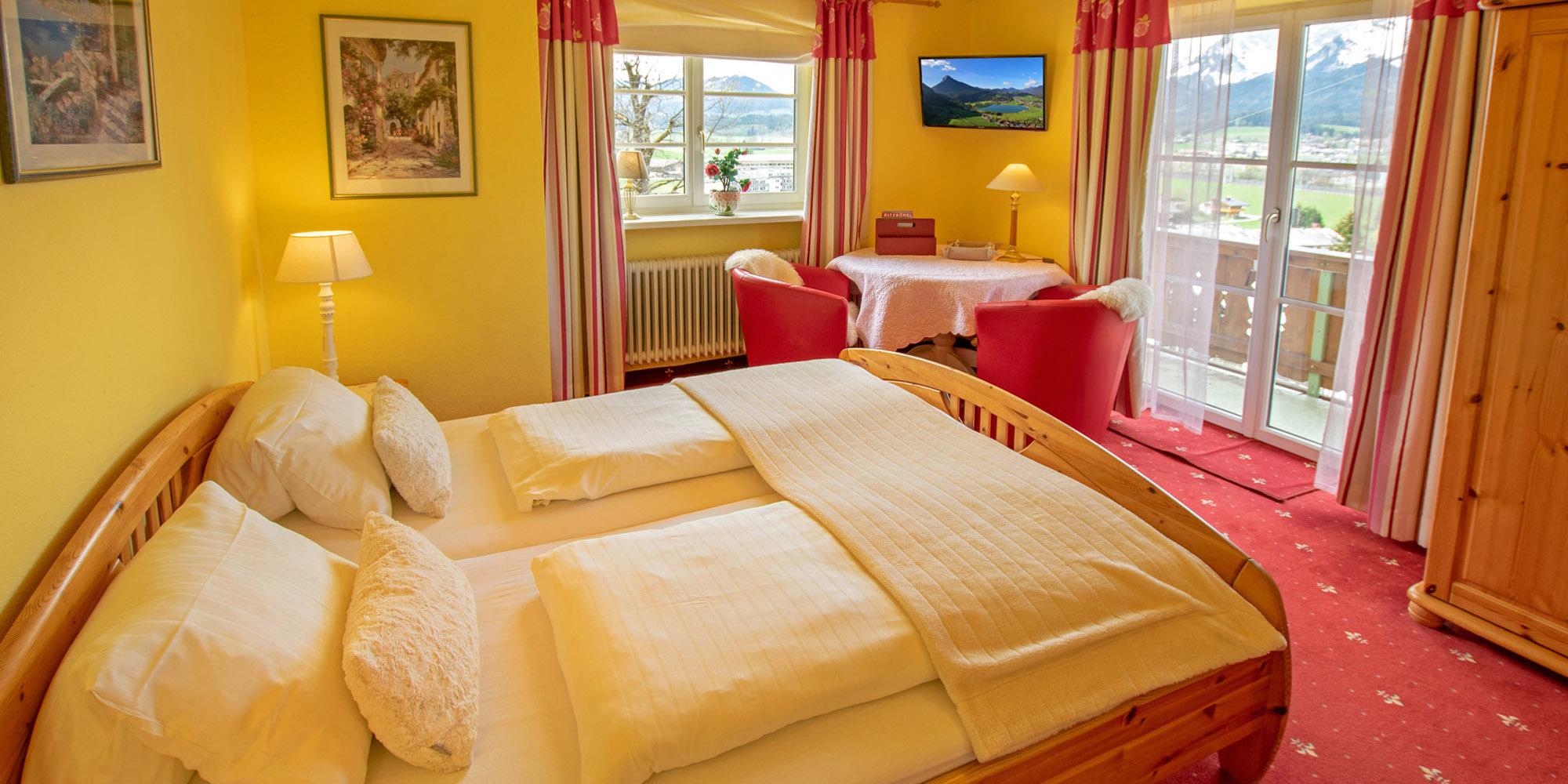 eiswerte Ferienwohnungen in St. Johann in Tirol familienfreundlich direkt an der Skipiste