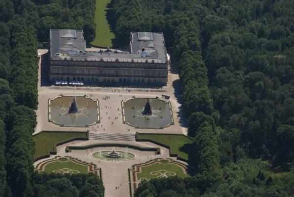 Ausflugsziel Schloss Herrenchiemsee